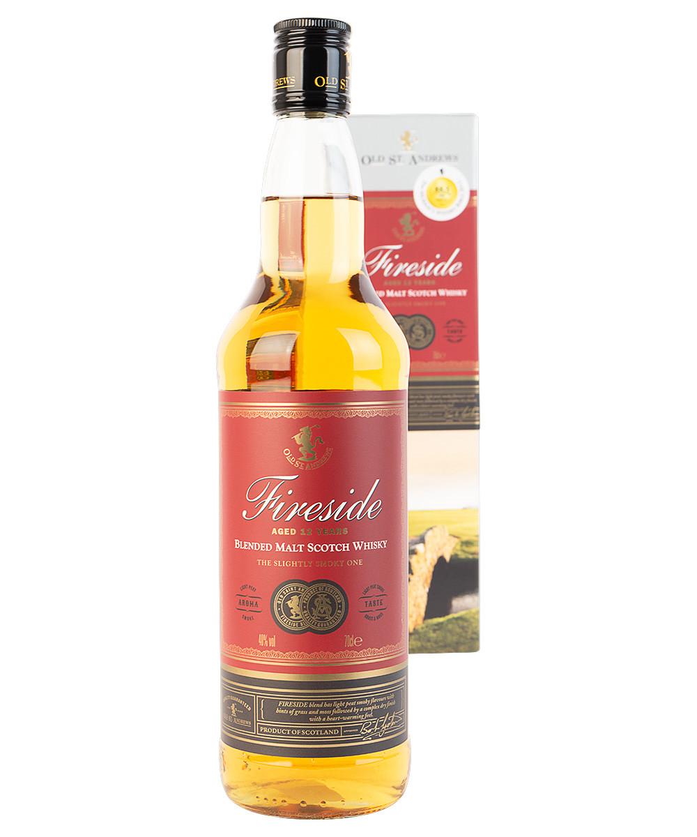 Fireside 12 års Blended Malt Whisky