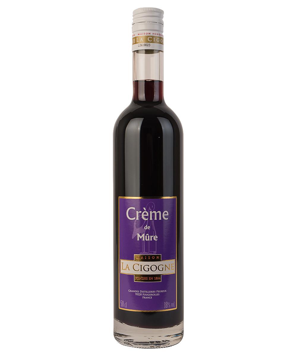 Crème de Mûre 50 cl.