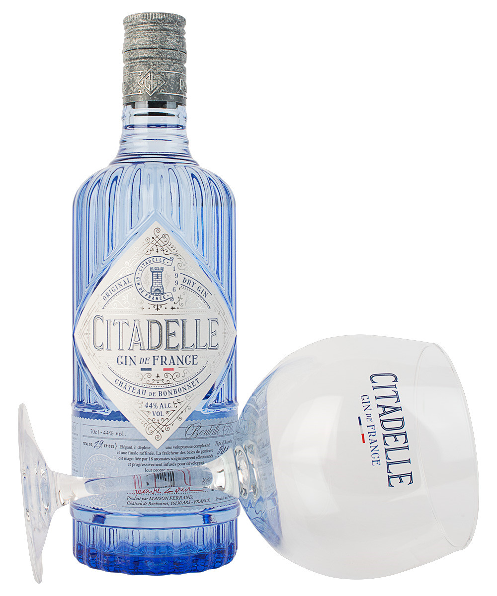 Citadelle + glas