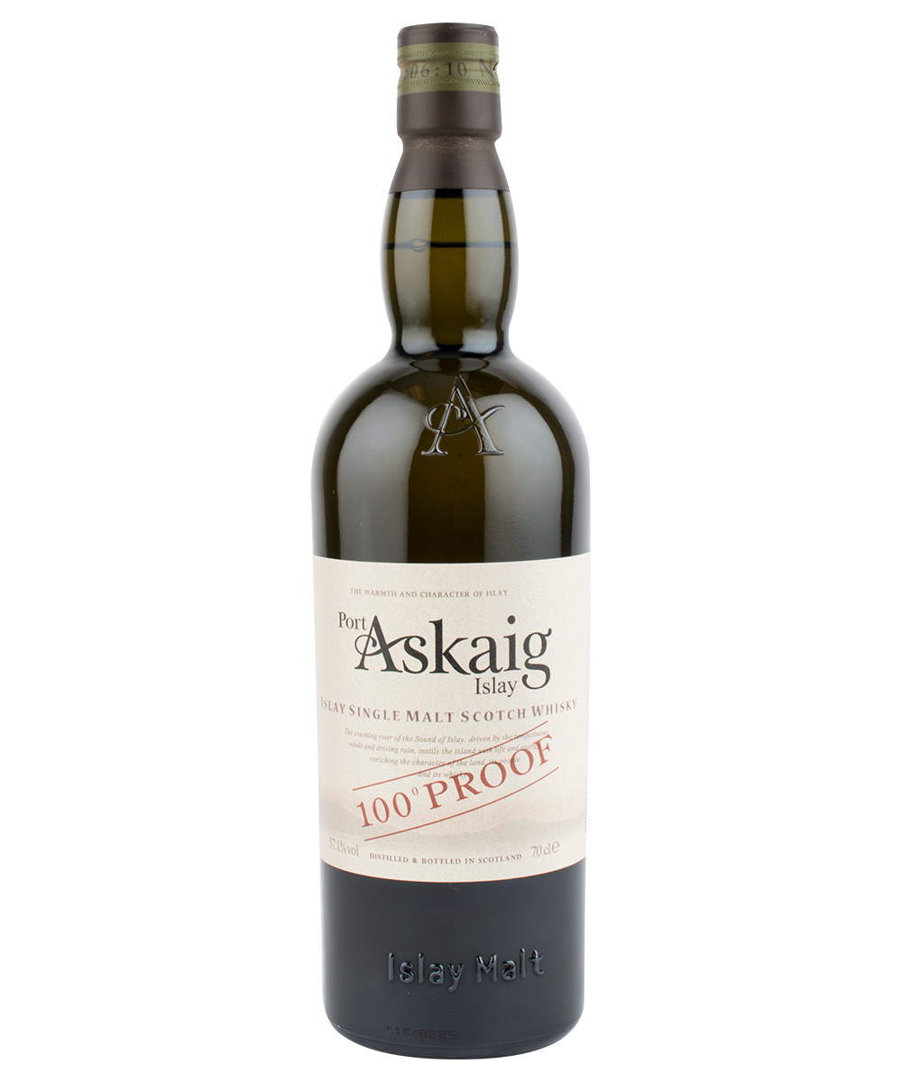 Port Askaig 100 proof