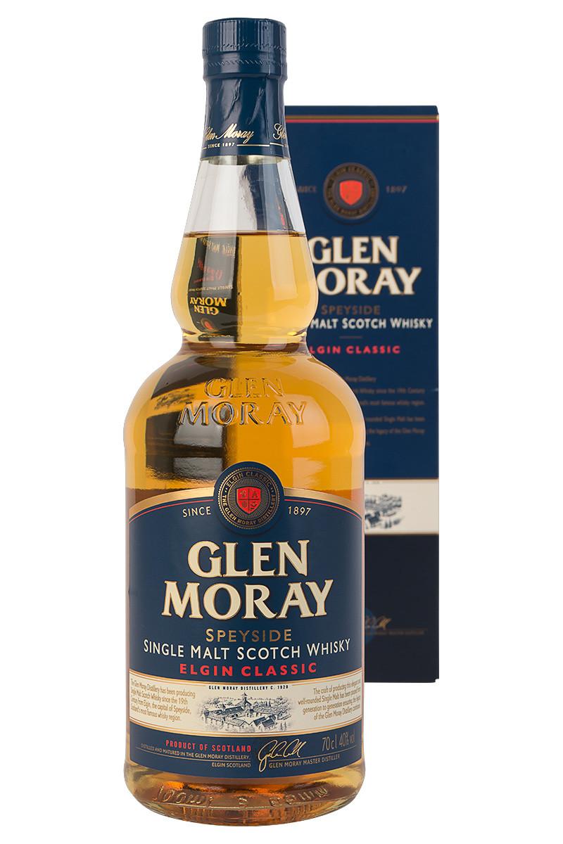 Glen Moray Single Malt Whisky