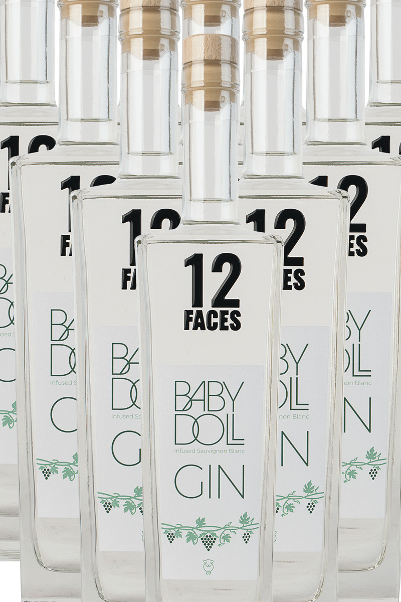 12 Faces Baby Doll Gin
