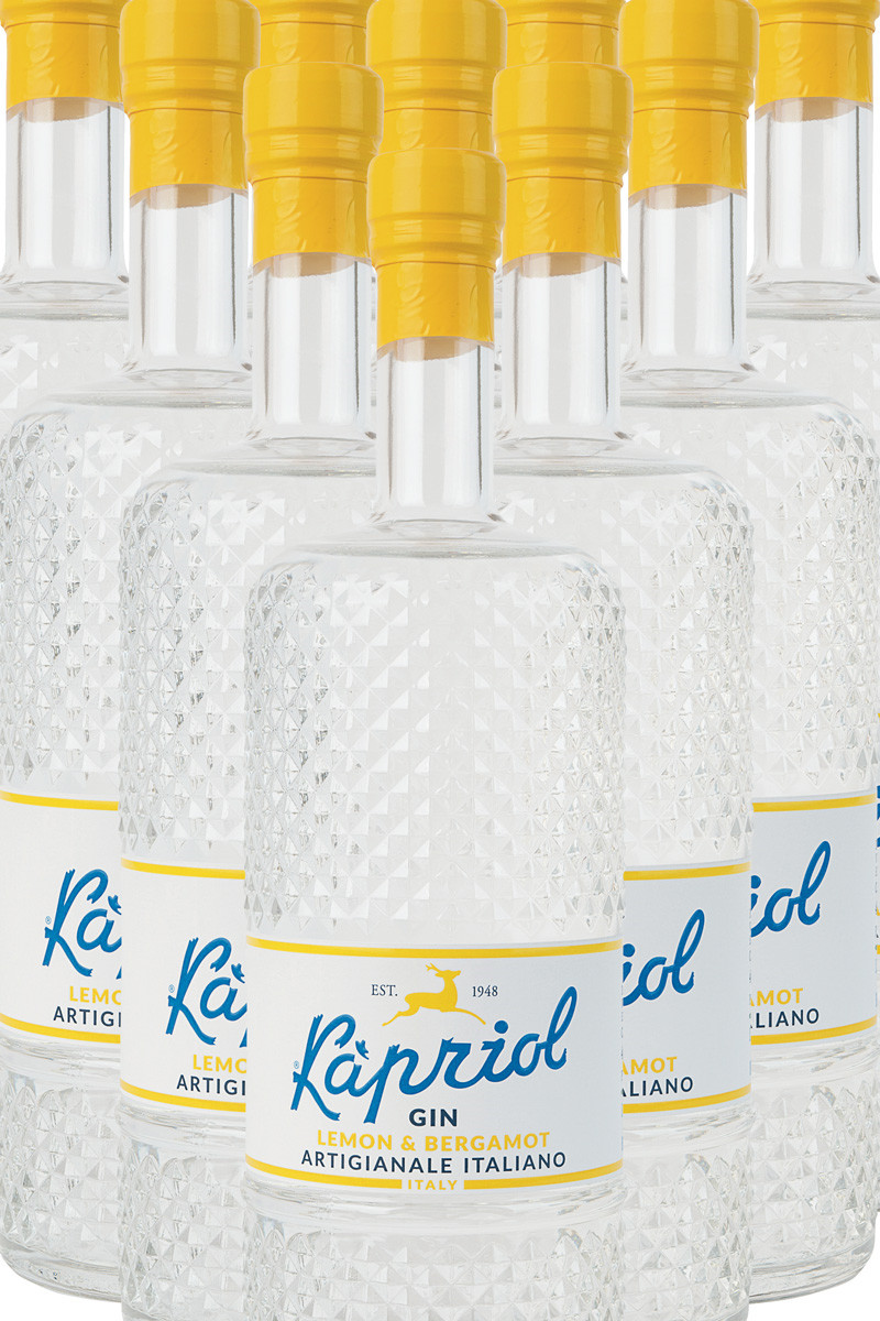 Kapriol Lemon & Bergamot Gin