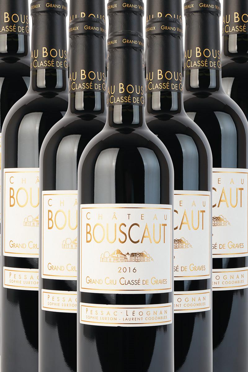Ch. Bouscaut Rouge Grand Cru Classé