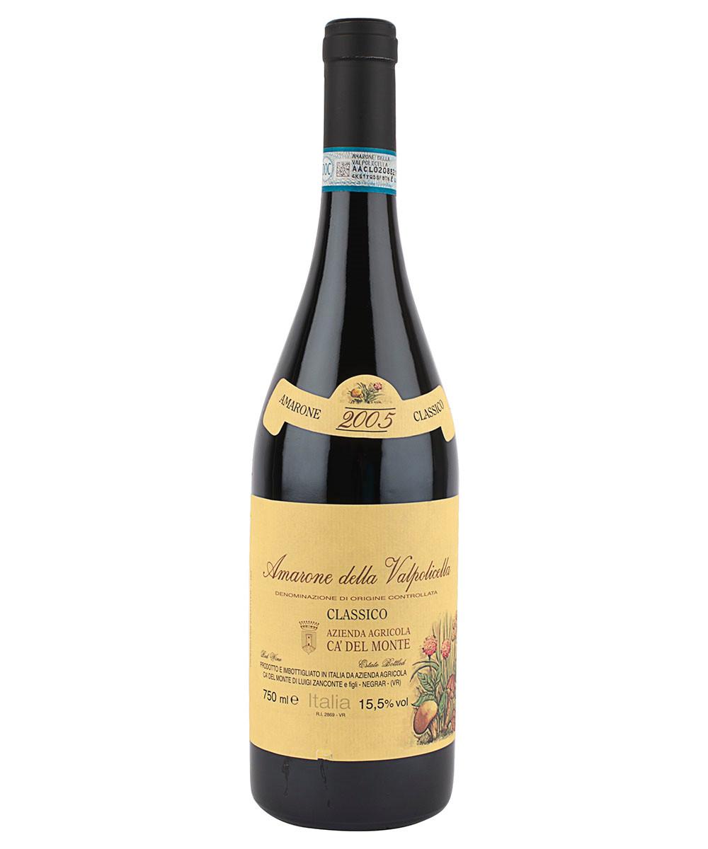 """Ca' del Monte Amarone 2005 """"Extraordinare"""""""