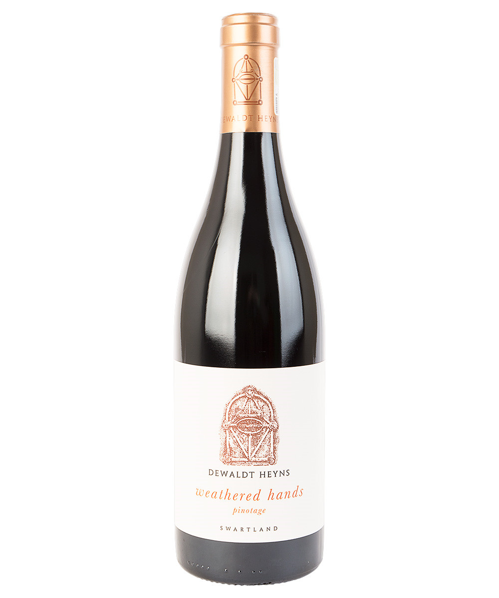 Dewaldt Heyns Weathered Hands Pinotage