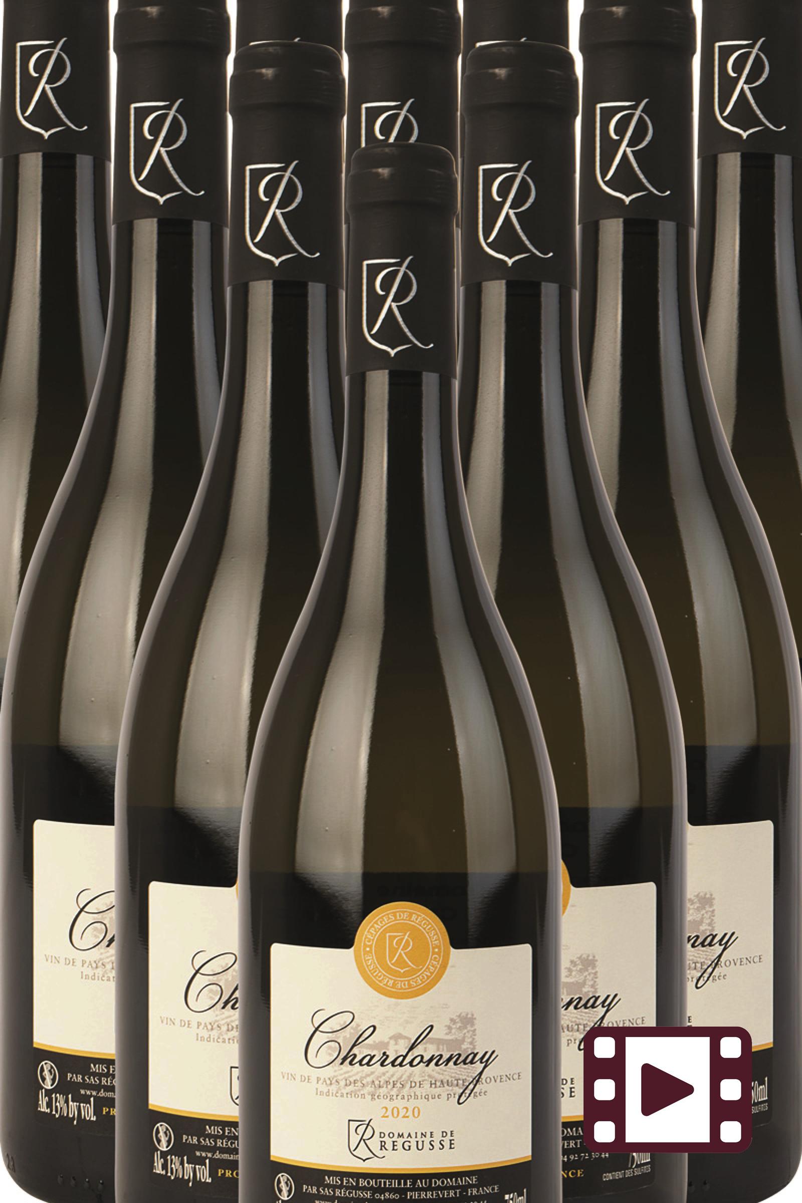 Domaine de Regusse Chardonnay