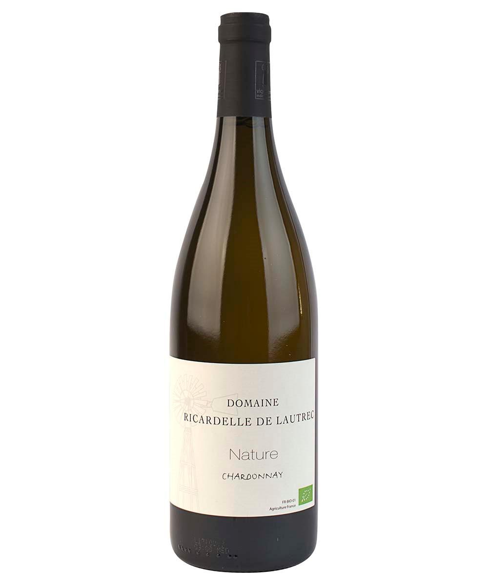 Ricardelle Chardonnay NATURVIN - uden tilsat sulfit