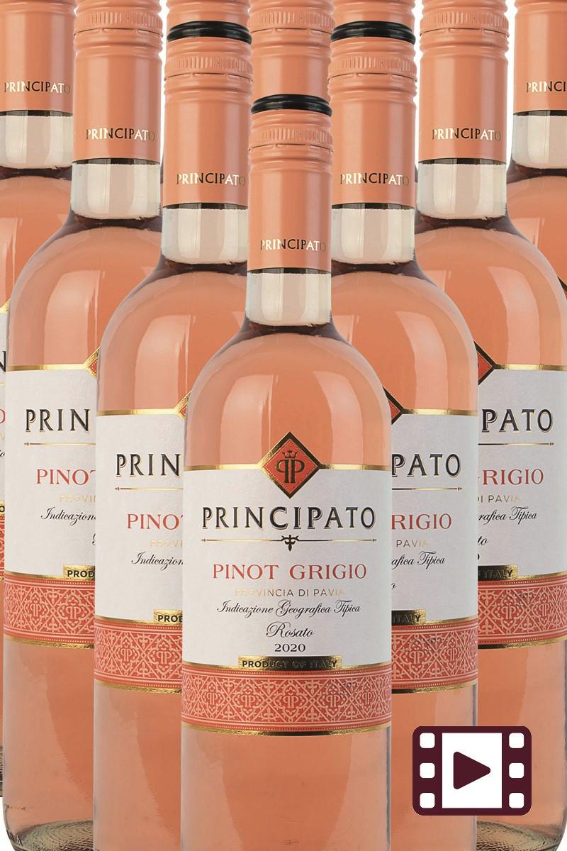 Principato Pinot Grigio Rosé