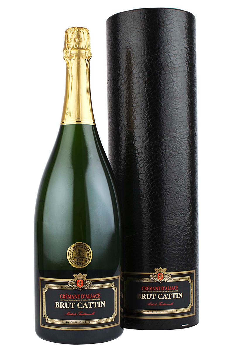 Crémant d'Alsace Brut M.O. Magnum m/gaverør