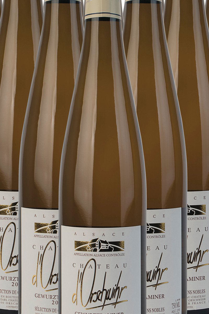 Gewürztraminer Sélection de Grains Nobles