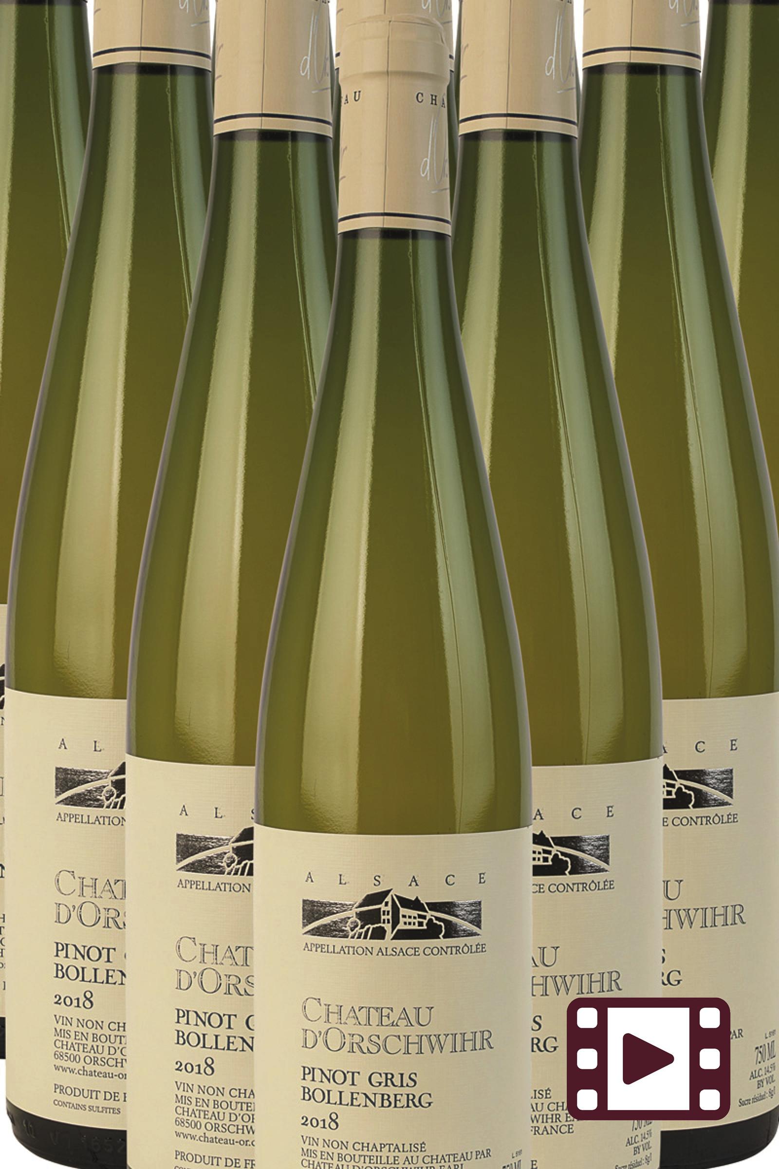 Alsace Pinot Gris Bollenberg
