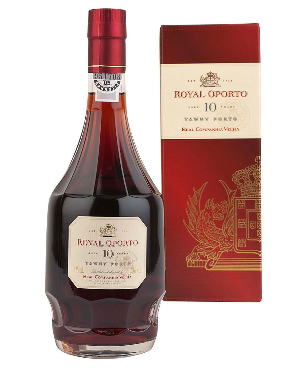 Royal Oporto 10 års Tawny Port ½ fl.