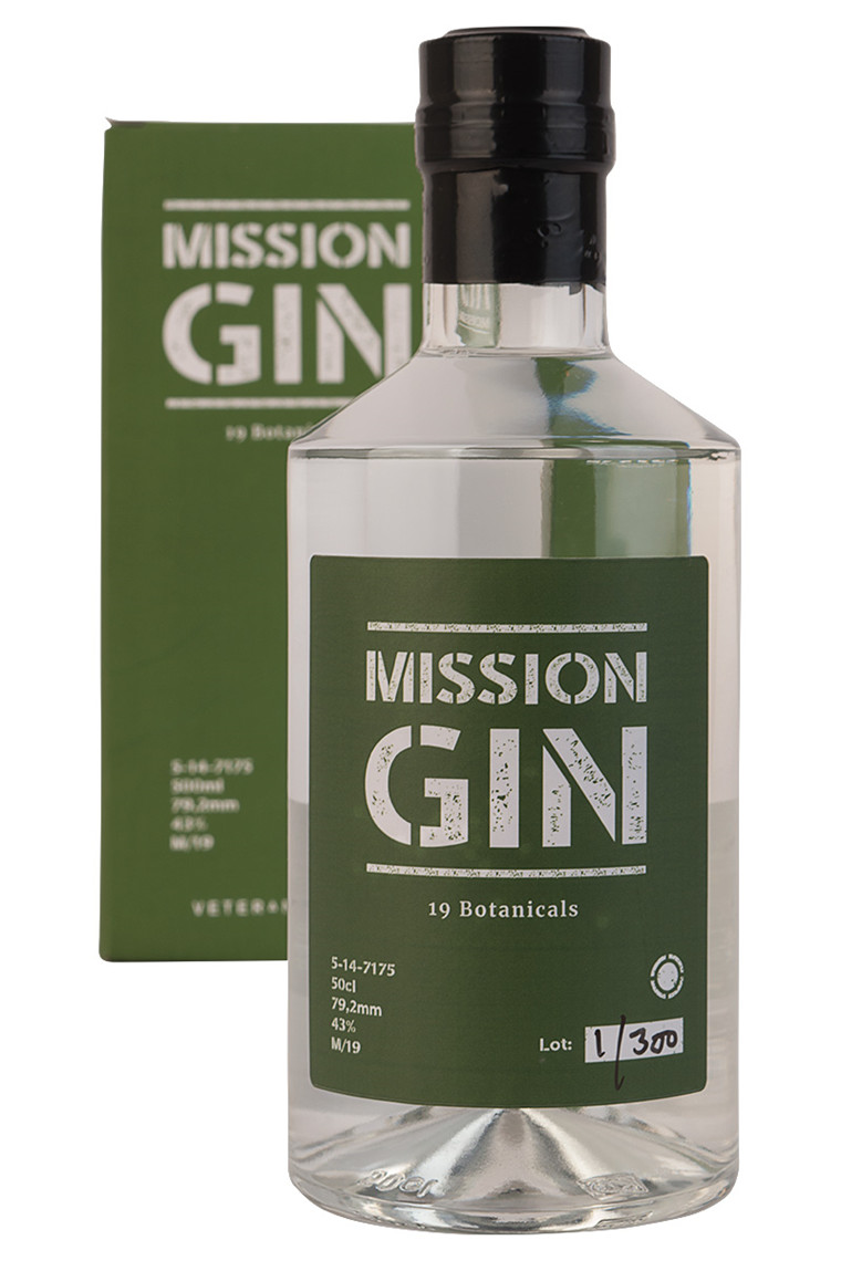 Mission Gin