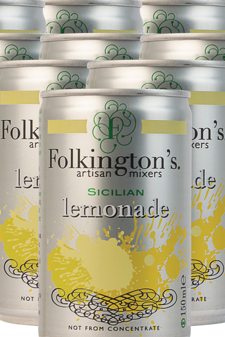 Folkington's Sicilian Lemonade