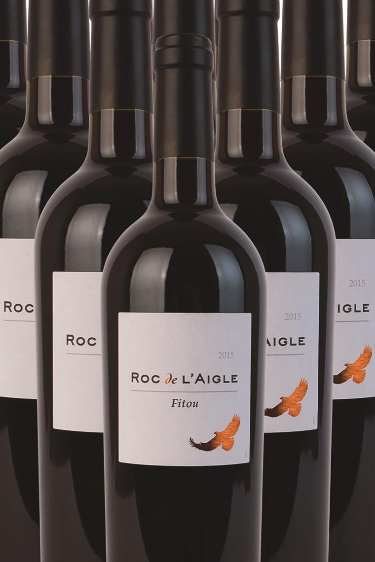 Roc de l'Aigle Fitou 2015