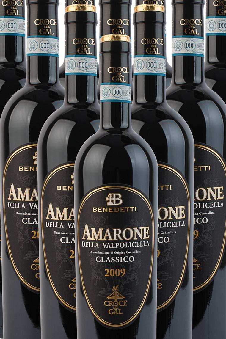 """Benedetti Amarone """"Croce del Gal"""""""