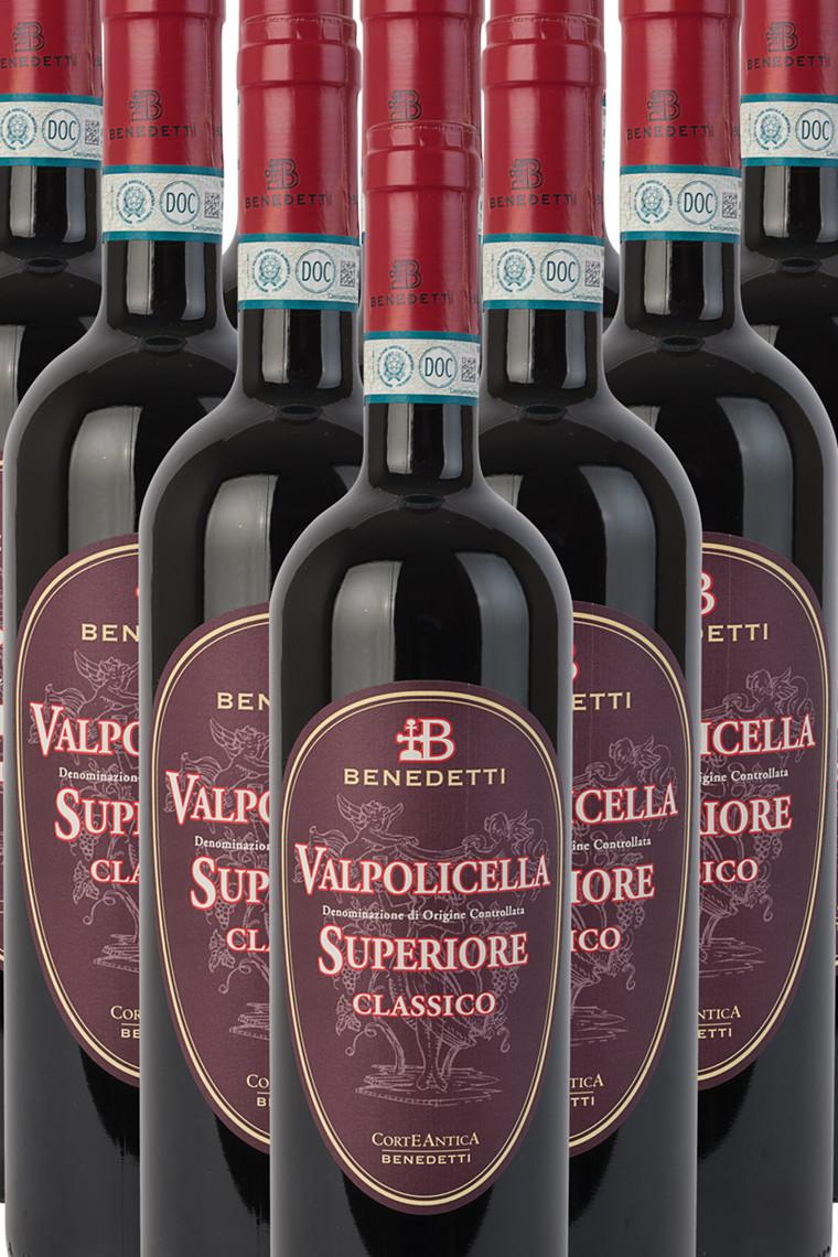 Benedetti Valpolicella Superiore Classico