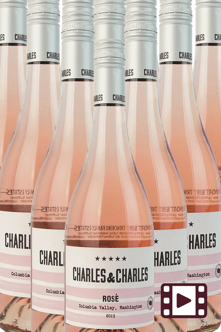 Charles & Charles Rosé