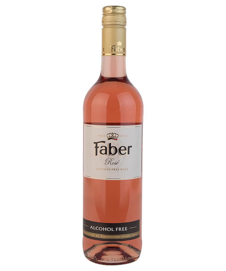 Faber - Rosé (alkoholfri)