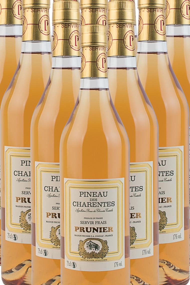 Pineau des Charentes hvid