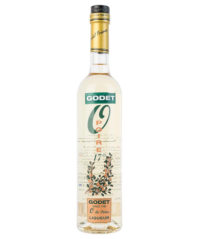 Godet Poire Liqueur