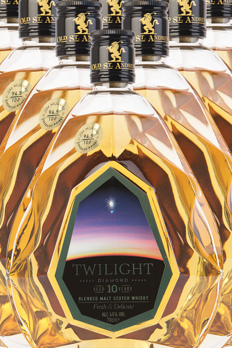 Twilight Whisky Diamond
