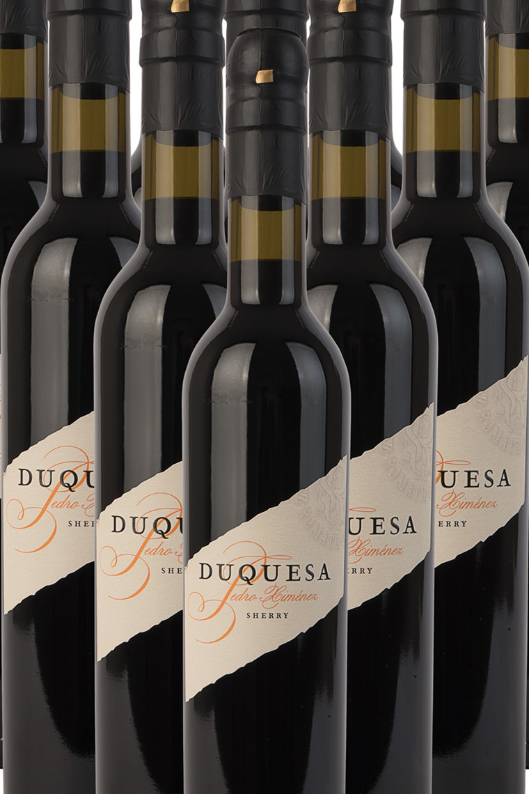 Duquesa Pedro Ximenez Sherry 37,5 cl.