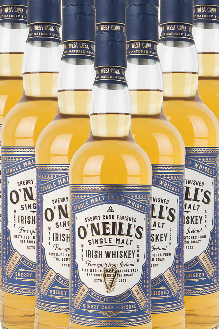 O'Neills Single Malt, Sherry