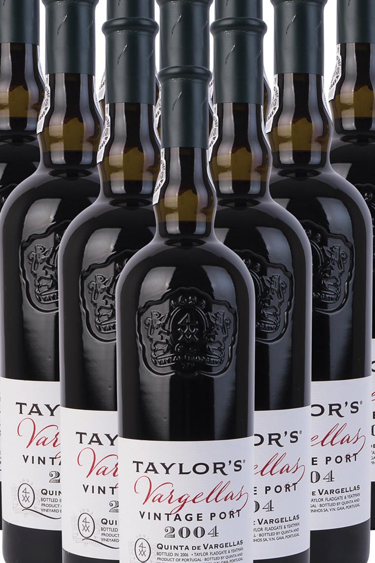 Taylor's Vagellas Vintage Port 2004