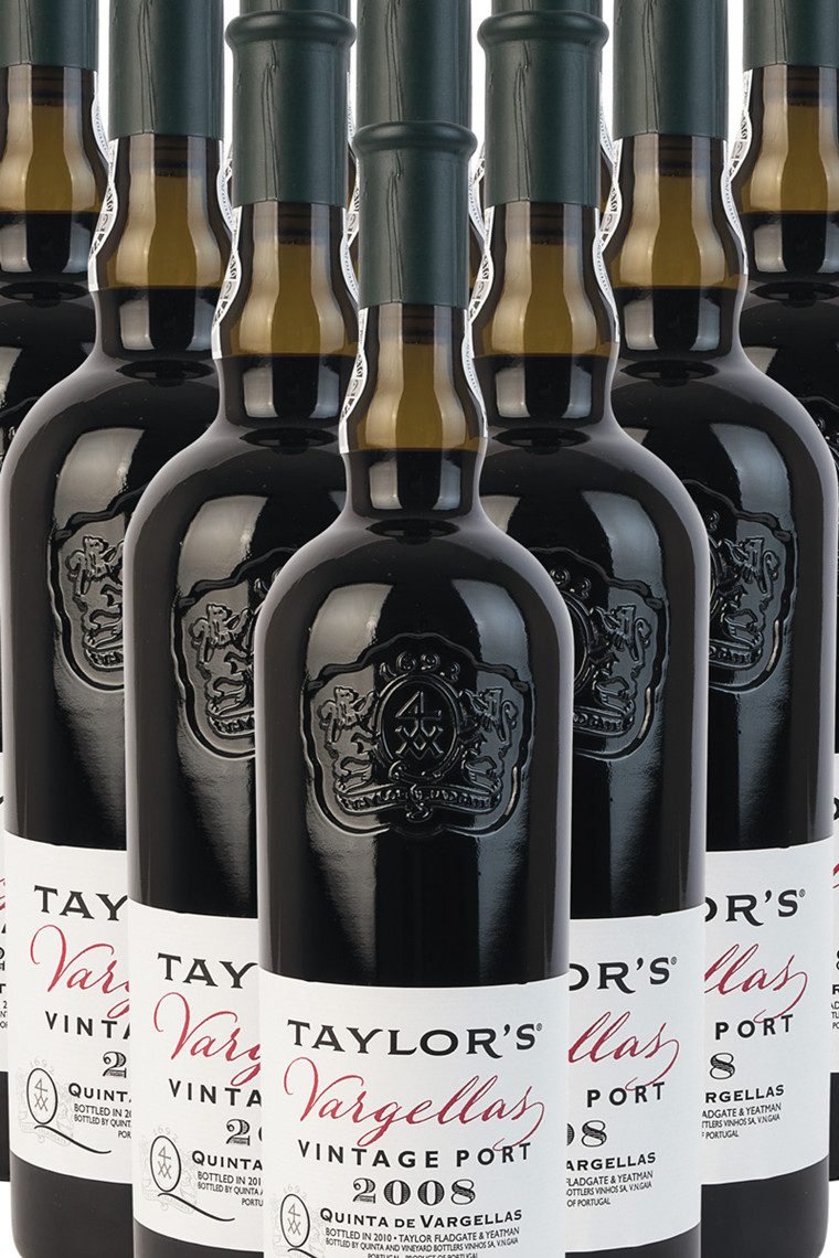 Taylor's Vargellas Vintage Port 2008
