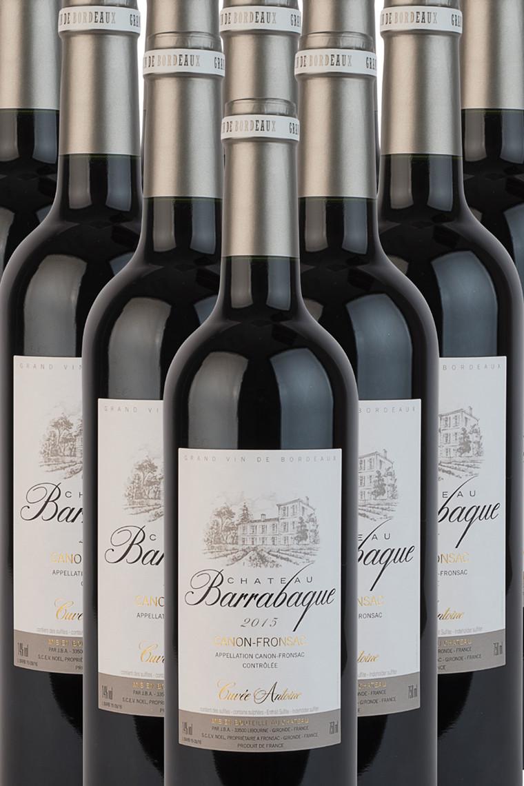 """Château Barrabaque """"Cuvee Antoine"""""""