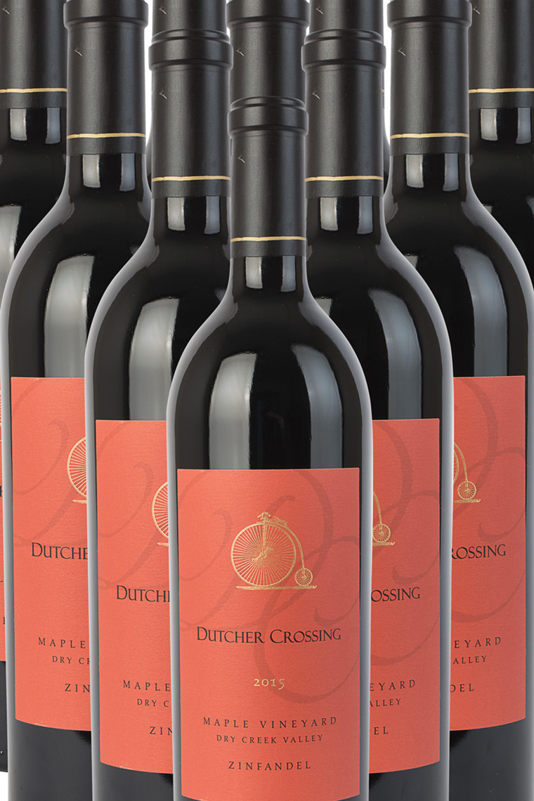 Dutcher Crossing Zinfandel Maple Vineyard