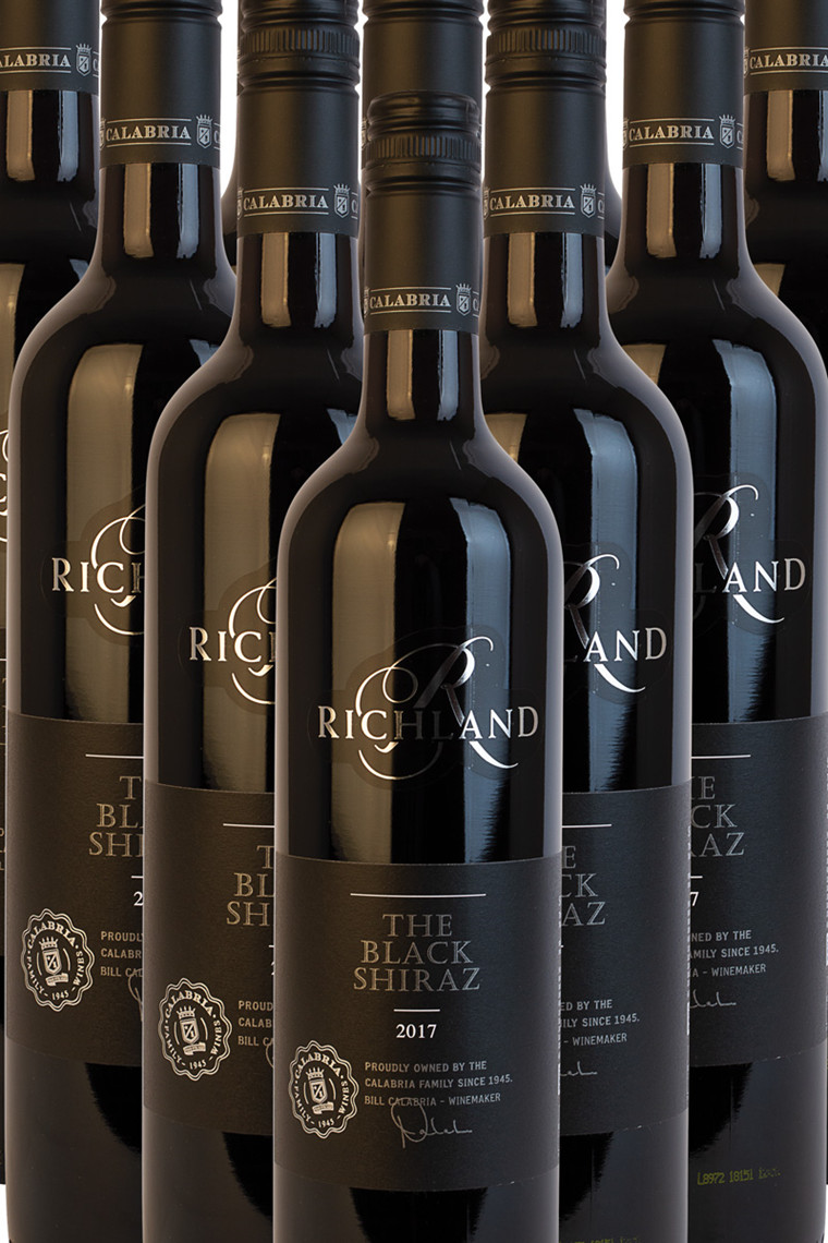 Richland The Black Shiraz