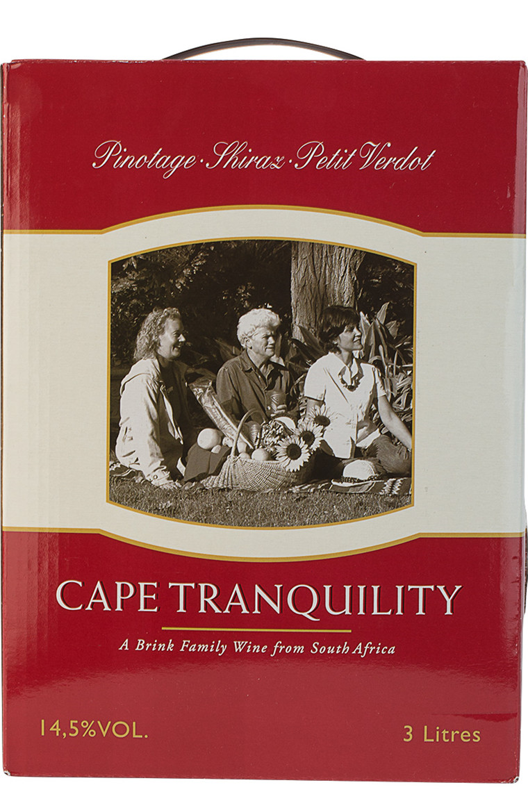 Cape Tranquility BIB (300 cl.)