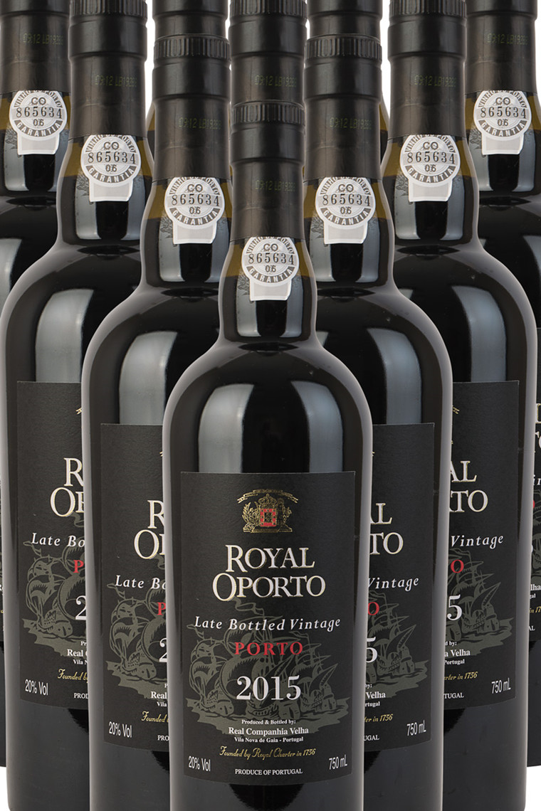 Royal Oporto LBV 2015