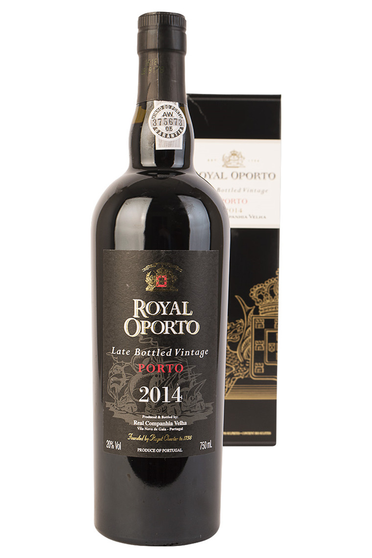 Royal Oporto LBV 2014