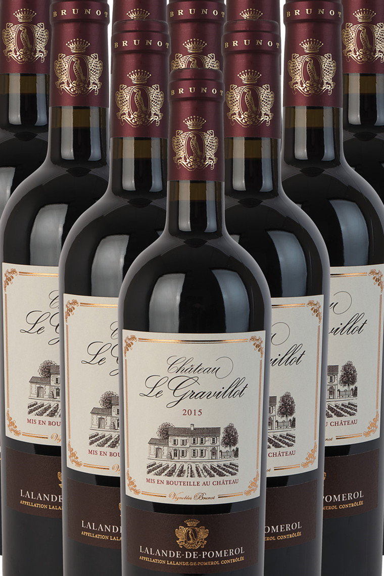Château Le Gravillot