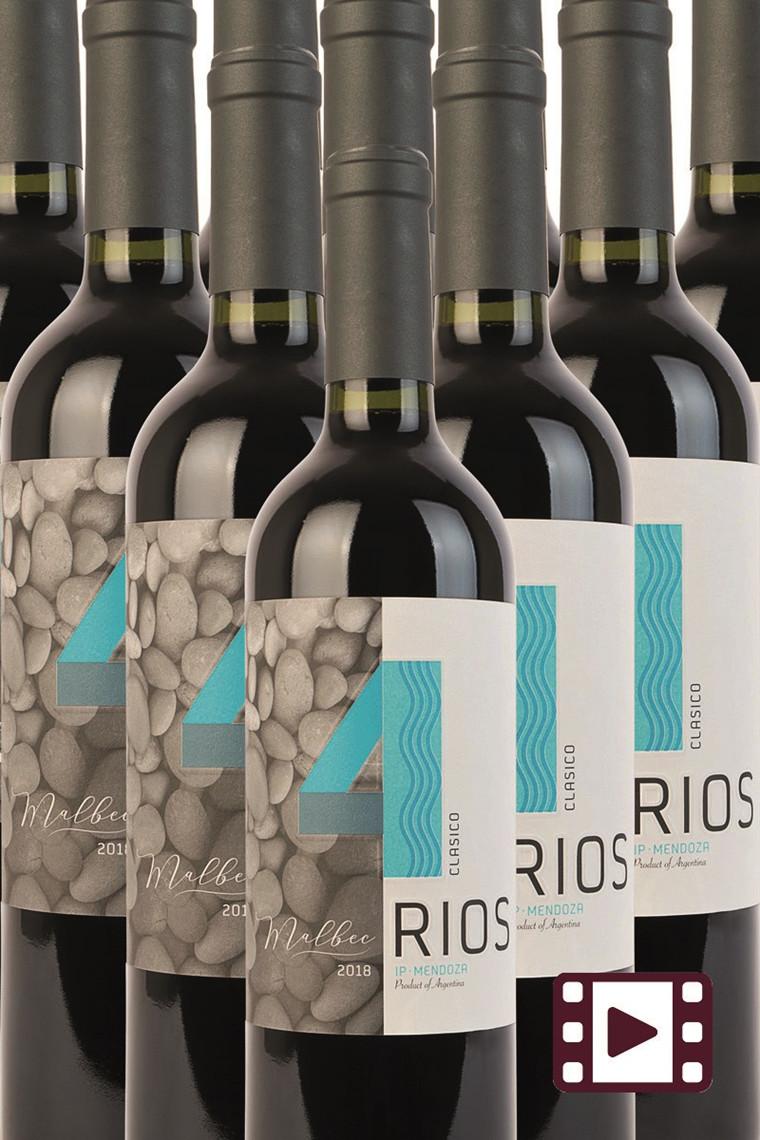 4 Rios Malbec