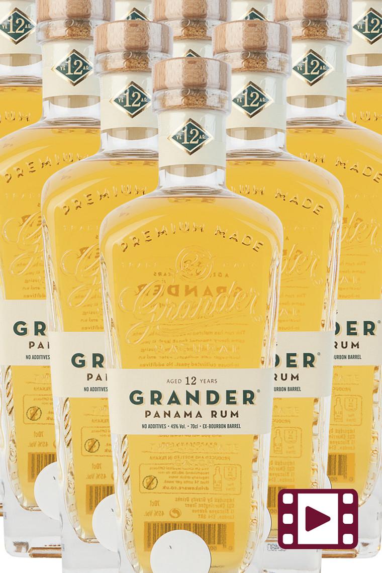 Grander Panama Rum 12 år