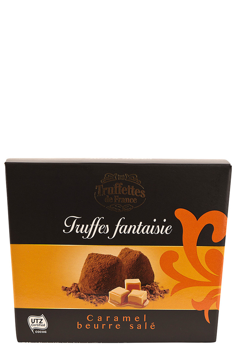 Trøffelchokolade Karamel