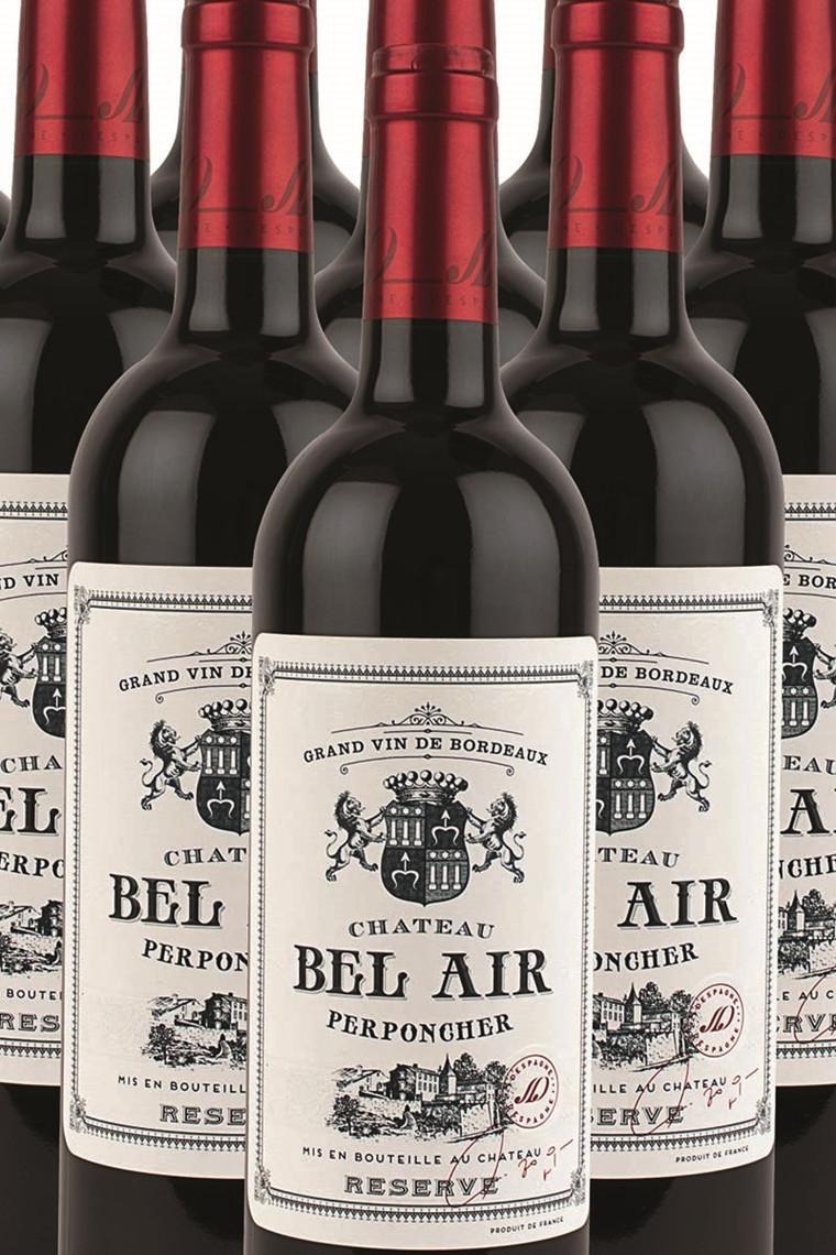 """Château Bel Air """"Perponcher"""" Reserve Rouge"""