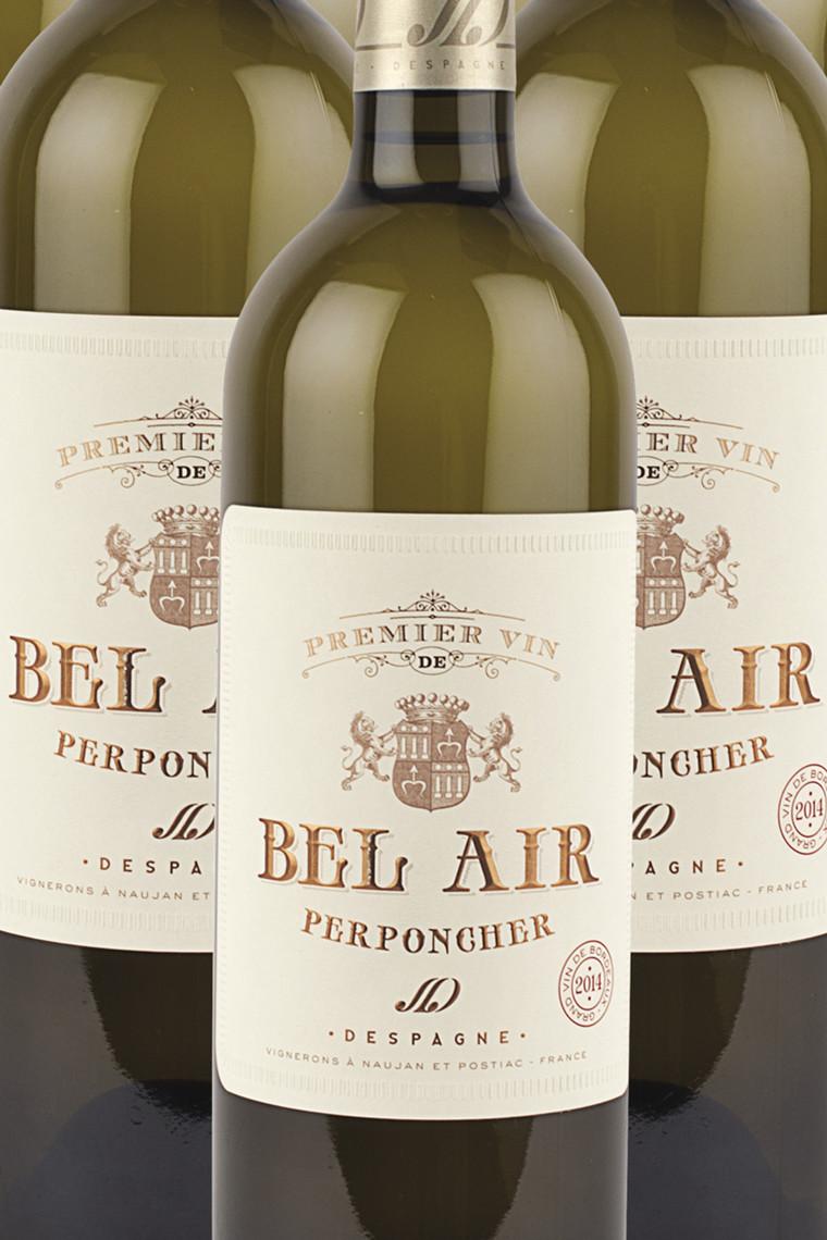 """Château Bel Air """"Perponcher"""" Blanc"""