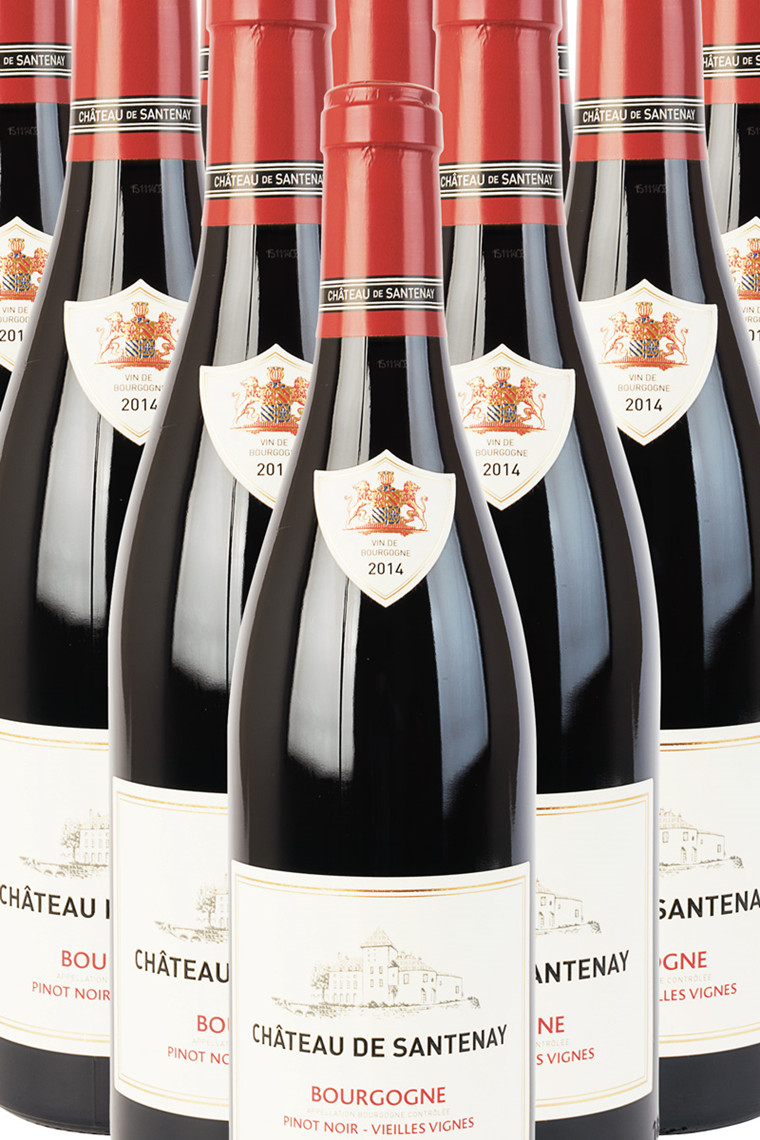 Santenay Pinot Noir Vieilles Vignes
