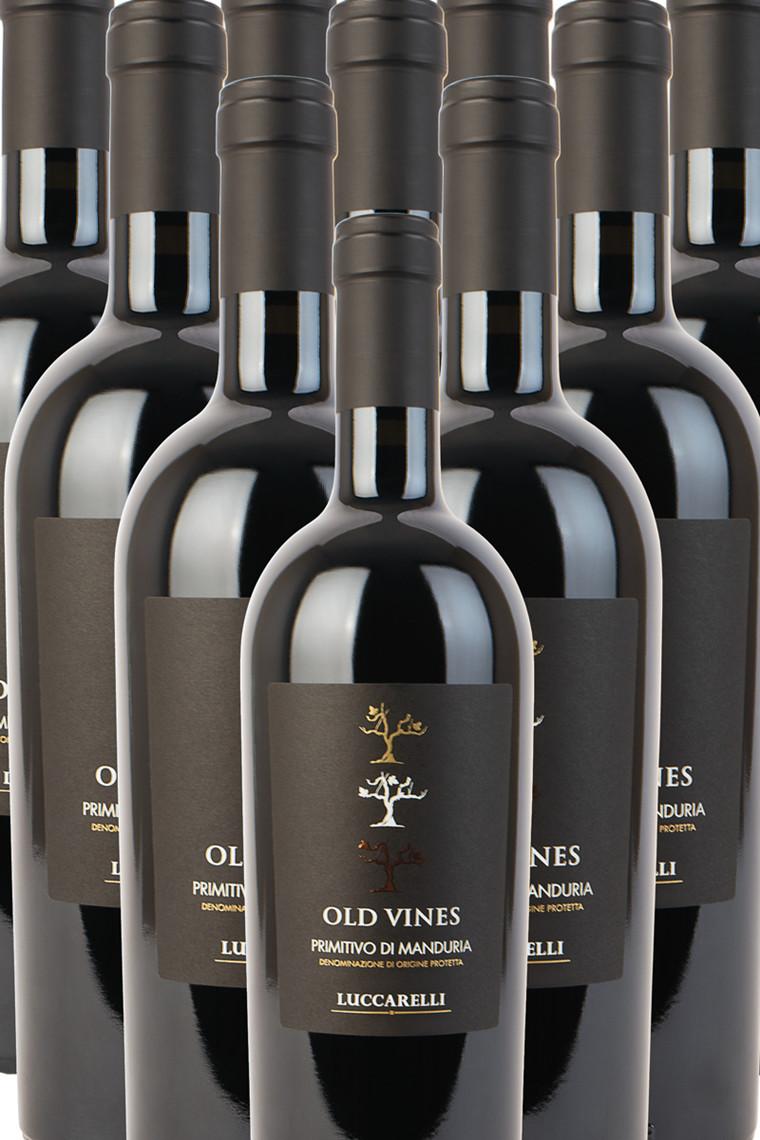 Primitivo di Manduria Luccarelli - Old Vines