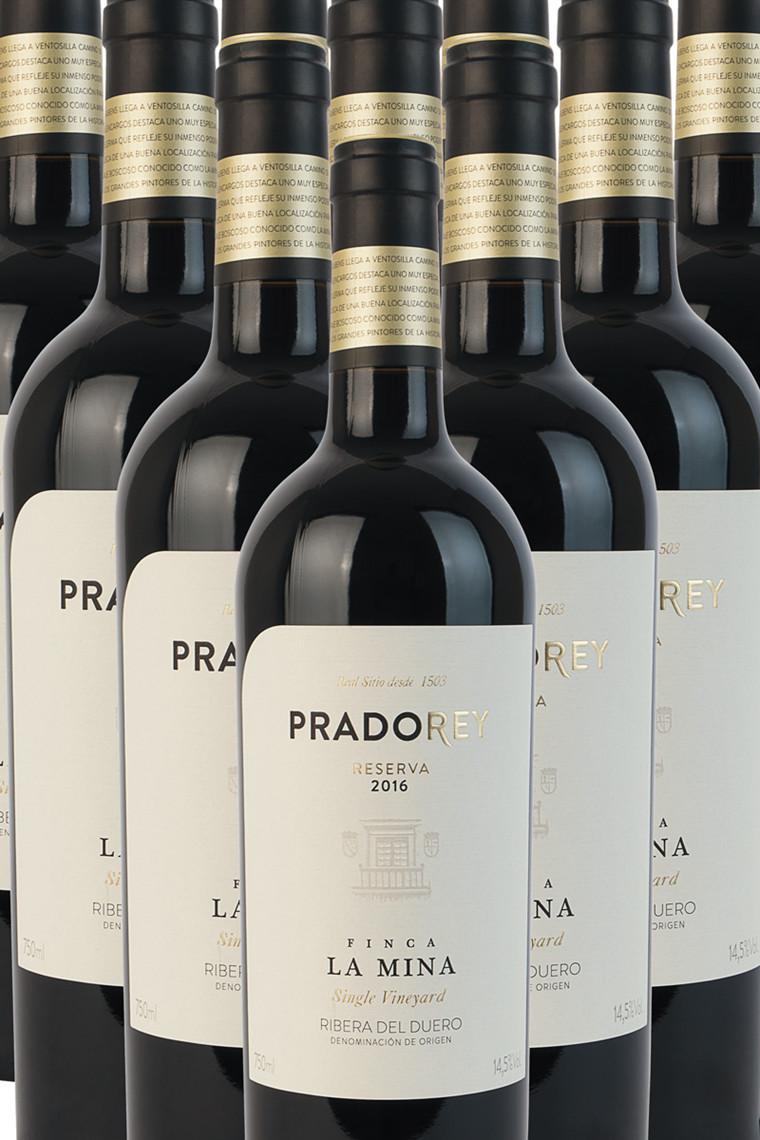 Pradorey Reserva - Finca La Mina