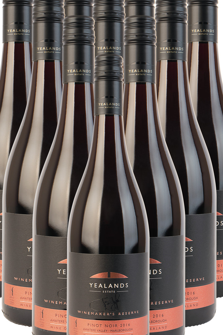 Yealands Estate Pinot Noir Winemaker's Reserve