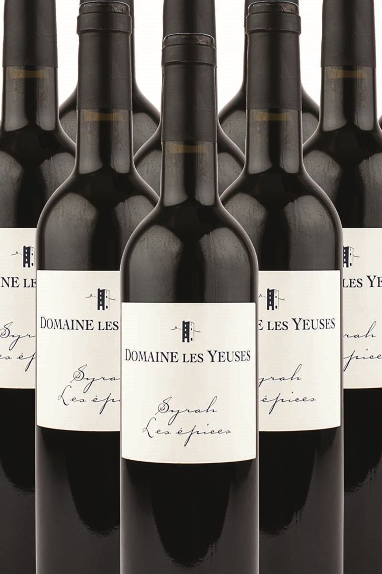 Domaine Les Yeuses Syrah