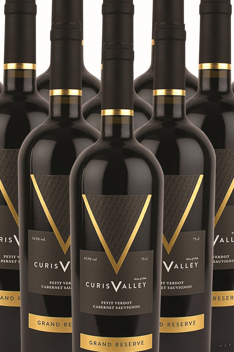 Curis Valley Petit Verdot Grand Reserve