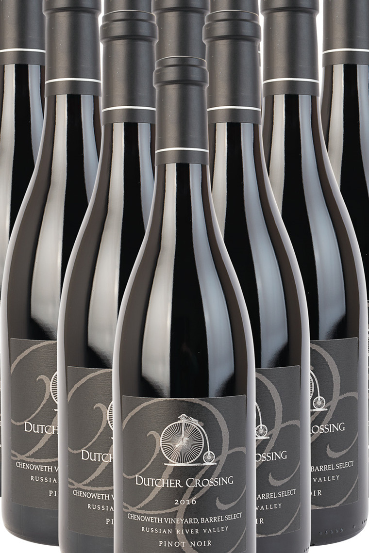 Dutcher Crossing Pinot Noir Plus Barrel Selection